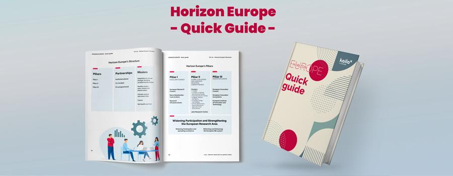 Kaila recoge las claves de Horizonte Europa en su nuevo ebook